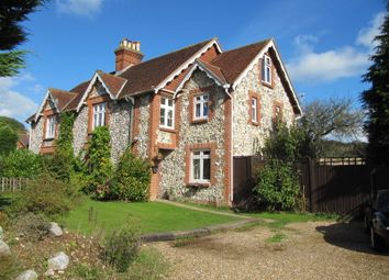 Thumbnail 5 bedroom cottage for sale in Findon Road, Findon Valley