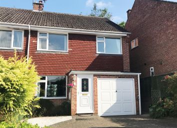 Thumbnail 3 bed semi-detached house for sale in Sedgefield Road, Newbury