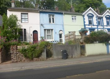Thumbnail 4 bedroom terraced house for sale in Hele Road, Torquay