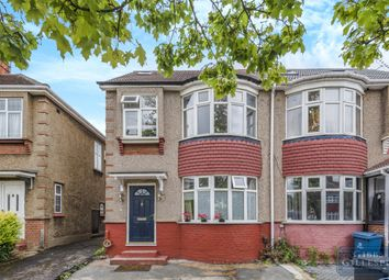 Thumbnail 4 bed semi-detached house for sale in Shaftesbury Avenue, South Harrow, Harrow, Middlesex