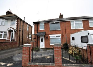 Thumbnail 3 bed semi-detached house to rent in Bennett Road, Ipswich, Suffolk