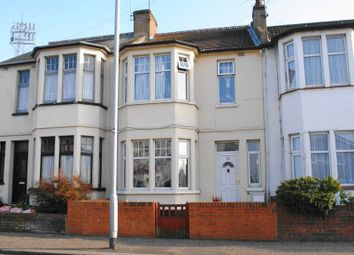 Thumbnail 3 bedroom terraced house for sale in Fairfax Drive, Westcliff On Sea, Essex
