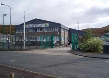 Thumbnail Warehouse for sale in Machynlleth, Powys