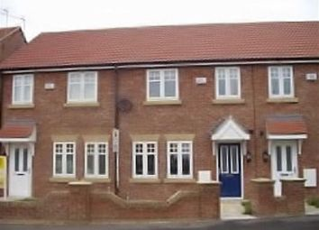 Thumbnail 3 bed terraced house to rent in Cromwell Road, Leaf Sail Farm, Hedon