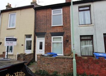 Thumbnail 3 bed terraced house to rent in Beckham Road, Lowestoft