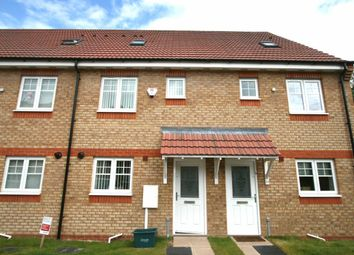 Thumbnail 3 bed terraced house for sale in Oberon Grove, Darlaston, Wednesbury