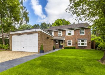 Thumbnail 4 bed detached house for sale in Driftwood Drive, Kenley
