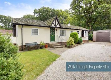 Thumbnail 3 bed mobile/park home for sale in Badgers Walk, Deanland Wood Park, Golden Cross, Hailsham