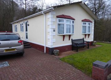 Thumbnail 2 bed mobile/park home for sale in Pool View Park, Buildwas, Telford, Shropshire, 7Bs
