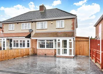 Thumbnail 5 bedroom semi-detached house for sale in Brasenose Driftway, Oxford