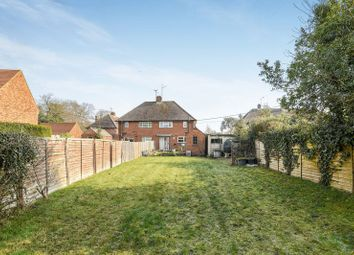 Thumbnail 2 bed semi-detached house for sale in Stephens Close, Mortimer Common, Reading