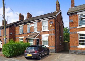 Thumbnail 3 bed semi-detached house for sale in Heath Road, Sandbach