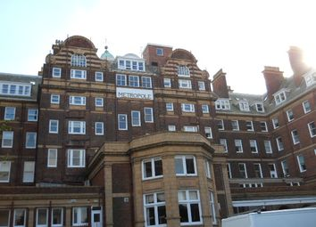 Thumbnail 2 bed flat to rent in The Metropole, Folkestone