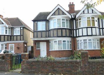 Thumbnail 2 bedroom flat for sale in Malvern Avenue, South Harrow, Harrow