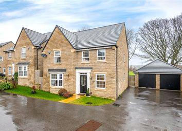 4 bed detached house for sale in Grange Fold, Lightcliffe, Halifax, West Yorkshire HX3