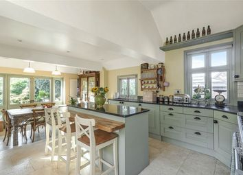 Thumbnail 4 bed semi-detached house for sale in Station Road, Turvey, Bedford