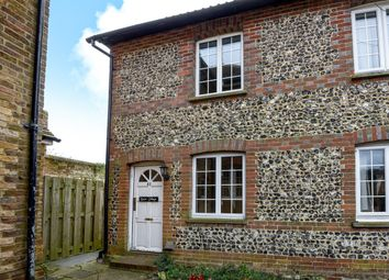 Thumbnail 2 bed end terrace house to rent in The Street, Puttenham, Guildford