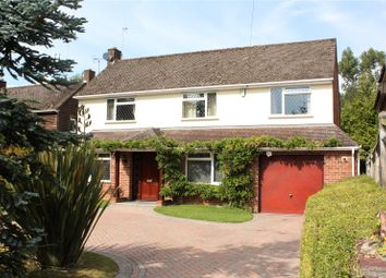 Thumbnail 4 bed detached house for sale in Chazey Road, Caversham, Reading, Berkshire