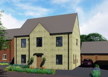 Thumbnail 4 bed detached house for sale in Matlock Road, Wessington