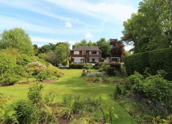 Thumbnail 4 bed detached house for sale in Chantry Walk, Lower Heswall, Wirral