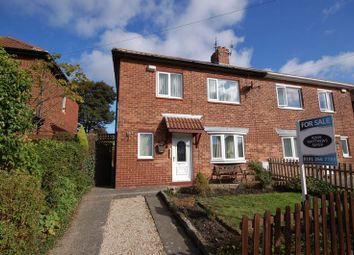 Thumbnail 3 bed semi-detached house for sale in Farne Road, Forest Hall, Newcastle Upon Tyne