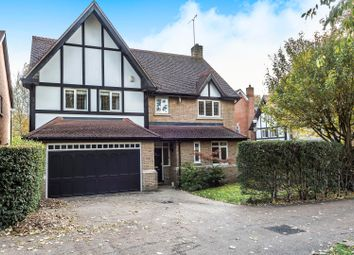 Thumbnail 5 bed detached house to rent in Rufford Close, Nascot Wood, Watford, Hertfordshire
