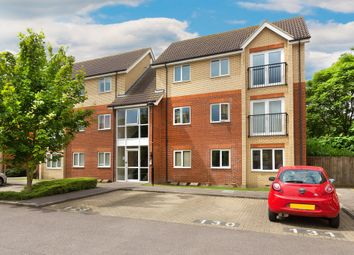 Thumbnail 2 bed flat for sale in Braeburn Walk, Royston