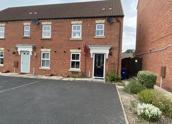Thumbnail 3 bed end terrace house for sale in Quins Croft, Leyland, Lancashire