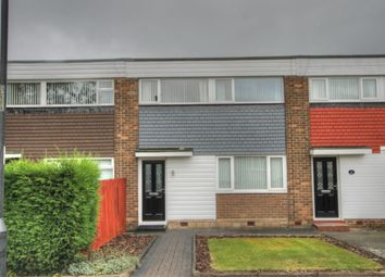 Thumbnail 3 bedroom terraced house for sale in Clifton Walk, Chapel House, Newcastle Upon Tyne
