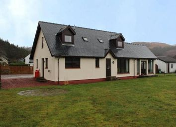 Thumbnail 4 bed detached house for sale in Inchree, Onich, Fort William, Highland