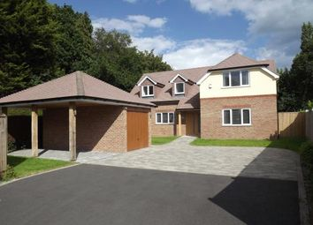 Thumbnail 4 bed detached house for sale in Old Barn, Old Barn Road, Christchurch