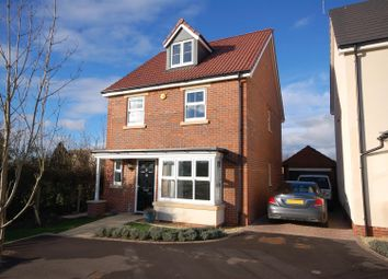 Thumbnail 4 bed detached house for sale in Swallowcroft, Eastington, Stonehouse