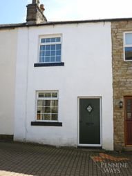 Thumbnail Terraced house to rent in Gilmore Close, Alston, Cumbria