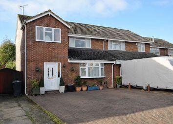 Thumbnail 4 bed semi-detached house for sale in Park Leys, Harlington, Dunstable