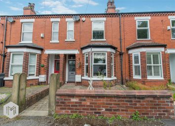 Thumbnail 3 bed terraced house for sale in Mabel Avenue, Worsley, Manchester