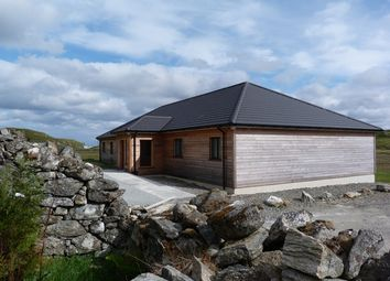 Thumbnail 2 bed detached house for sale in Kirkibost, Bernera, Isle Of Lewis