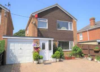 Thumbnail 3 bed link-detached house for sale in Ashley Common Road, New Milton