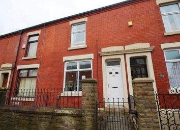 Thumbnail 3 bed terraced house for sale in Audley Range, Blackburn, Lancashire, .