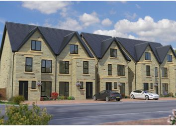 Thumbnail 5 bed semi-detached house for sale in New - Canal View, Egmont St, Mossley, Mossley