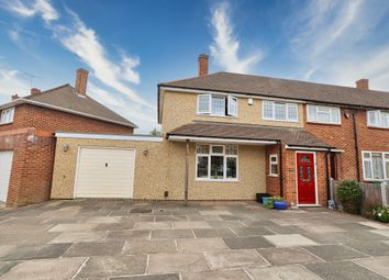 Thumbnail 3 bed semi-detached house for sale in Penrith Road, Romford
