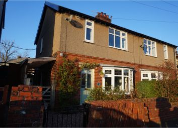 Thumbnail 3 bed semi-detached house for sale in Ash Grove, Chinley