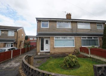 Thumbnail 3 bed semi-detached house to rent in Willowcroft Avenue, Aspull, Wigan