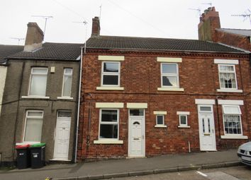 Thumbnail 3 bed terraced house for sale in Fishers Street, Kirkby-In-Ashfield, Nottingham