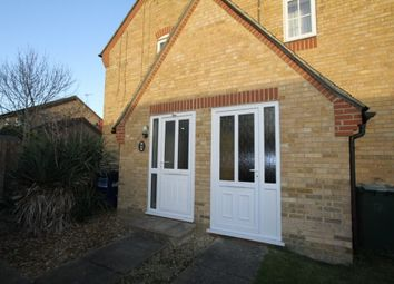 Thumbnail 1 bed terraced house to rent in Canterbury Close, Banbury, Oxon