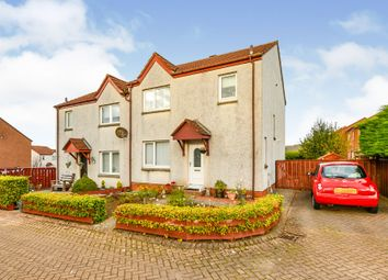 Thumbnail 3 bedroom semi-detached house for sale in Orchard Place, Ayr