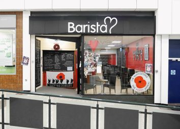 Thumbnail Restaurant/cafe for sale in Barista, The Beacon Centre, 17 Bedford Way, North Shields