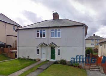 Thumbnail 2 bed semi-detached house to rent in Local Avenue, Sherburn Hill, Durham