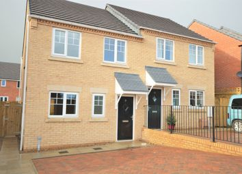 Thumbnail 3 bed semi-detached house for sale in Sandstone Road, Middle Deepdale, Eastfield