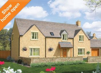 Thumbnail 5 bedroom detached house for sale in The Trewsbury, Phillips Lea Kemble, Cirencester