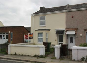 Thumbnail 2 bedroom end terrace house to rent in Lucas Terrace, Plymouth